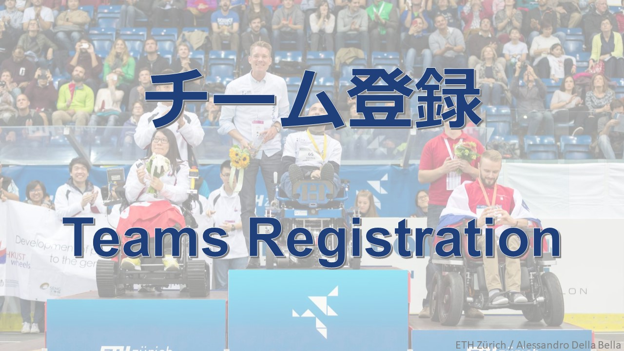 Teams Registration